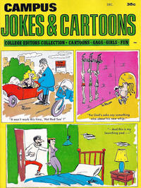 Cover Thumbnail for Campus Jokes & Cartoons (Marvel, 1967 series) #v2#6