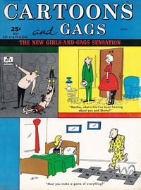 Cover Thumbnail for Cartoons and Gags (Marvel, 1959 series) #v9#4