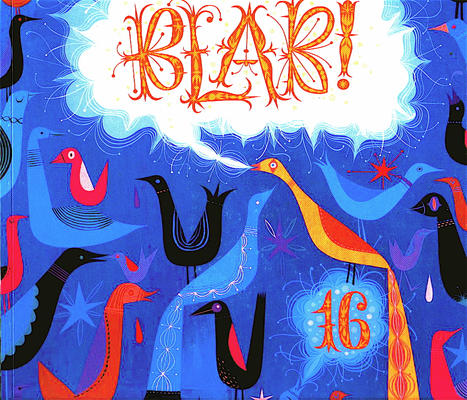Cover for Blab! (Fantagraphics, 1997 series) #16