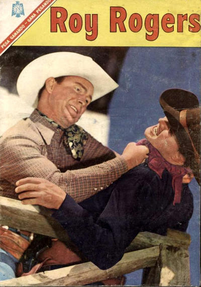 Cover for Roy Rogers (Editorial Novaro, 1952 series) #169