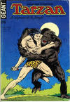 Cover for Tarzan Geant (Sage - Sagédition, 1969 series) #34