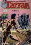 Cover for Tarzan Geant (Sage - Sagédition, 1969 series) #60