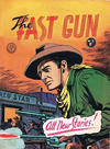 Cover for The Fast Gun (Horwitz, 1957 ? series) #2
