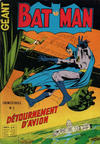 Cover for Batman Geant (Sage - Sagédition, 1972 series) #1