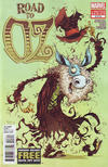 Cover for Road to Oz (Marvel, 2012 series) #3