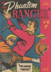 Cover for The Phantom Ranger (Frew Publications, 1948 series) #16