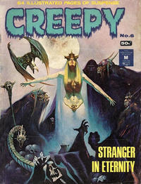 Cover Thumbnail for Creepy (K. G. Murray, 1974 series) #6