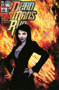 Cover Thumbnail for Dead Man&#39;s Run (Aspen, 2011 series) #0