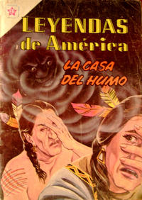 Cover Thumbnail for Leyendas de América (Editorial Novaro, 1956 series) #88