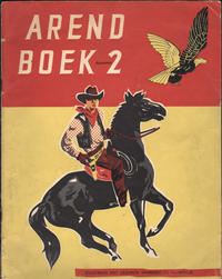 Cover for Arend Boek (Bureau Arend, 1956 series) #2