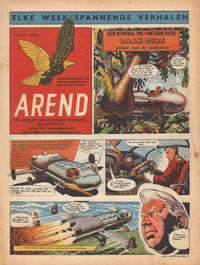 Cover Thumbnail for Arend (Bureau Arend, 1955 series) #Jaargang 9/38