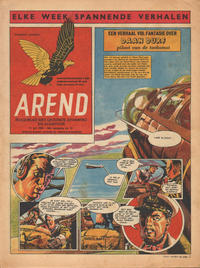 Cover Thumbnail for Arend (Bureau Arend, 1955 series) #Jaargang 9/41