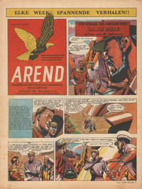 Cover Thumbnail for Arend (Bureau Arend, 1955 series) #Jaargang 9/52
