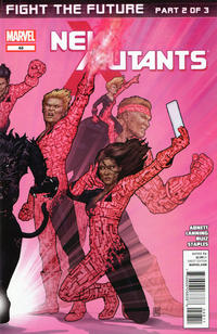 Cover Thumbnail for New Mutants (Marvel, 2009 series) #48