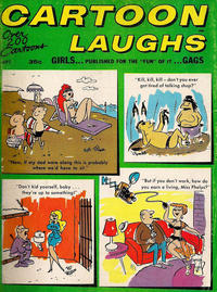Cover for Cartoon Laughs (1963 series) #v6#5
