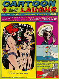 Cover for Cartoon Laughs (Marvel, 1963 series) #v7#5