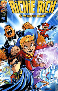 Cover Thumbnail for Richie Rich: Rich Rescue (Ape Entertainment, 2011 series) #5