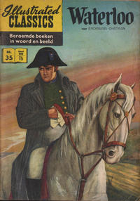 Cover Thumbnail for Illustrated Classics (Classics/Williams, 1956 series) #35 - Waterloo [HRN 114]