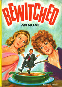 Cover for Bewitched Annual (World Distributors, 1966 series) #[1966]