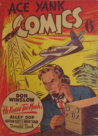 Cover Thumbnail for Ace Yank Comics (Ayers & James, 1940 ? series) #[nn]