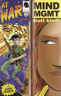 Cover Thumbnail for Mind Mgmt (Dark Horse, 2012 series) #0