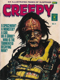 Cover Thumbnail for Creepy (K. G. Murray, 1974 series) #21