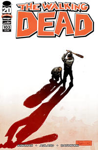 Cover Thumbnail for The Walking Dead (Image, 2003 series) #103 [Charlie Adlard Cover]