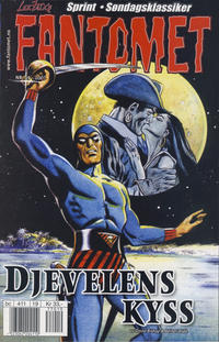 Cover Thumbnail for Fantomet (Egmont Serieforlaget, 1998 series) #19/2007