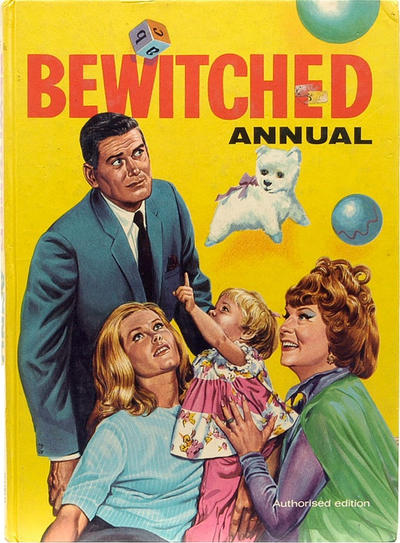 Cover for Bewitched Annual (1966 series) #[1967]