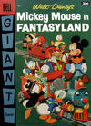 Cover Thumbnail for Mickey Mouse in Fantasyland (1957 series) #1 [30¢ edition]