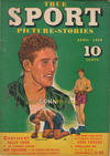 Cover for True Sport Picture Stories (Street and Smith, 1942 series) #v1#6