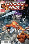 Cover Thumbnail for Fantastic Four (2012 series) #611 [Tan]