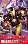 Cover Thumbnail for Iron Man (2013 series) #1