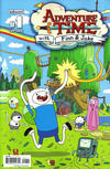 Cover for Adventure Time (Boom! Studios, 2012 series) #1 [Cover C by Chris Houghton]
