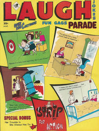 Cover Thumbnail for Laugh Parade (Marvel, 1961 series) #v9#2