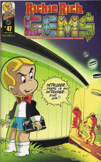 Cover Thumbnail for Richie Rich Gems (Ape Entertainment, 2011 series) #47
