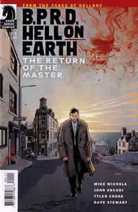 Cover Thumbnail for B.P.R.D. Hell on Earth: The Return of the Master (Dark Horse, 2012 series) #1 [98]