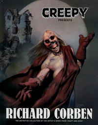 Cover for Creepy Presents Richard Corben (2012 series) #[nn]