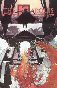 Cover Thumbnail for The Marquis: Danse Macabre (Oni Press, 2000 series) #3