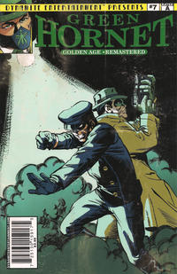 Cover Thumbnail for The Green Hornet: Golden Age Re-Mastered (Dynamite Entertainment, 2010 series) #7