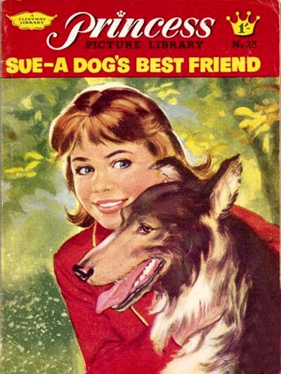 Cover for Princess Picture Library (IPC, 1961 series) #23