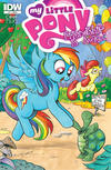 Cover Thumbnail for My Little Pony: Friendship Is Magic (2012 series) #1 [Cover D Andy Price]