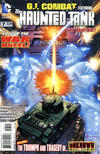Cover for G.I. Combat (DC, 2012 series) #7