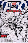 Cover for AVX: Consequences (Marvel, 2012 series) #1 [Second Printing]