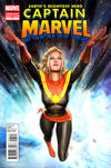 Cover Thumbnail for Captain Marvel (2012 series) #1 [Adi Granov Variant]