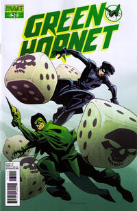 Cover Thumbnail for Green Hornet (Dynamite Entertainment, 2010 series) #31