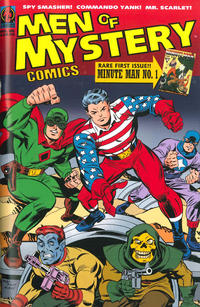 Cover Thumbnail for Men of Mystery Comics (AC, 1999 series) #86