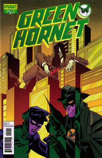 Cover Thumbnail for Green Hornet (Dynamite Entertainment, 2010 series) #29