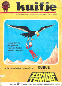 Cover Thumbnail for Kuifje (Le Lombard, 1946 series) #51/1969