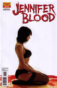 Cover Thumbnail for Jennifer Blood (Dynamite Entertainment, 2011 series) #12